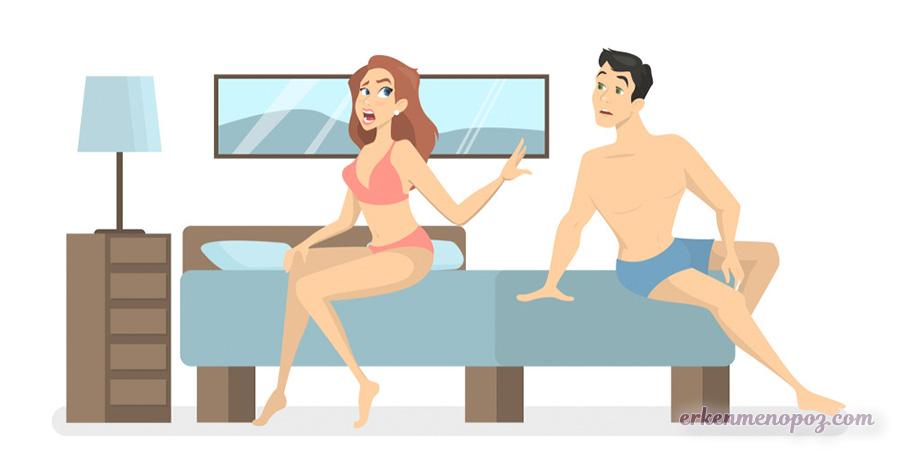 menopoz ve cinsellik