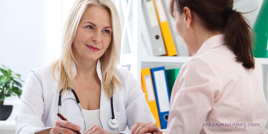 Erken Menopozda Tedavi Seçenekleri