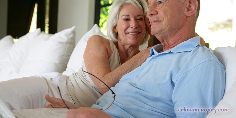 menopoz ve cinsellik hakkında nasıl konuşabilirim?